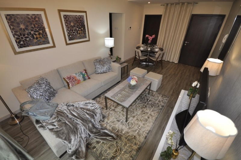 1 Bedroom Apartment For Rent in  Champions Tower 1,  Dubai Sports City   0