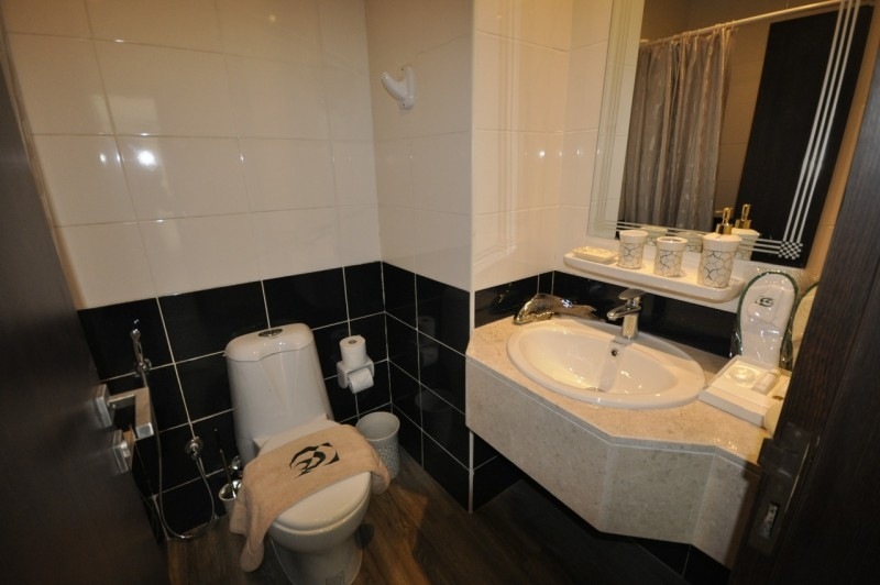 1 Bedroom Apartment For Rent in  Champions Tower 1,  Dubai Sports City   4