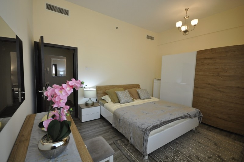1 Bedroom Apartment For Rent in  Champions Tower 1,  Dubai Sports City   2