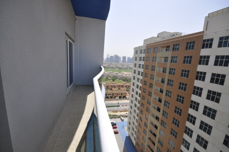 1 Bedroom Apartment For Rent in  Champions Tower 1,  Dubai Sports City   6