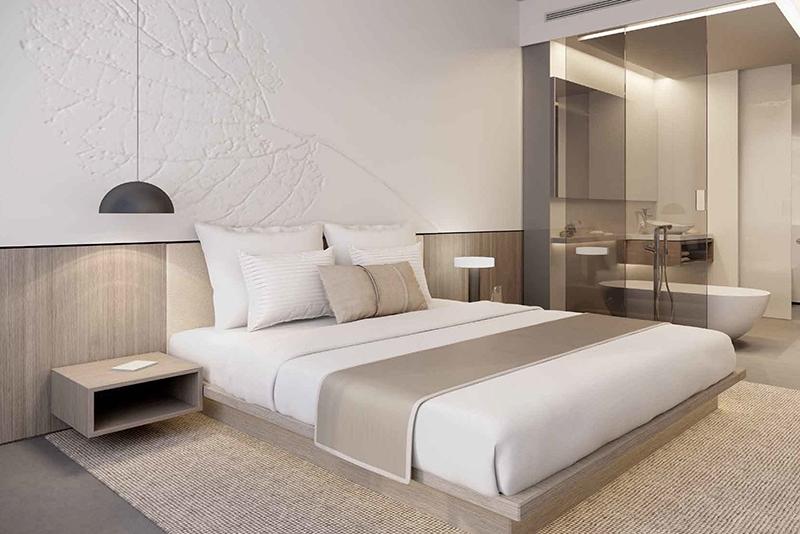 Studio Hotel For Sale in  CIEL Tower,  Dubai Marina   5
