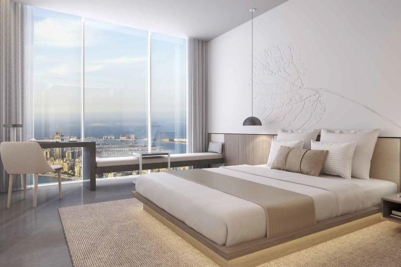 Studio Hotel For Sale in  CIEL Tower,  Dubai Marina   3