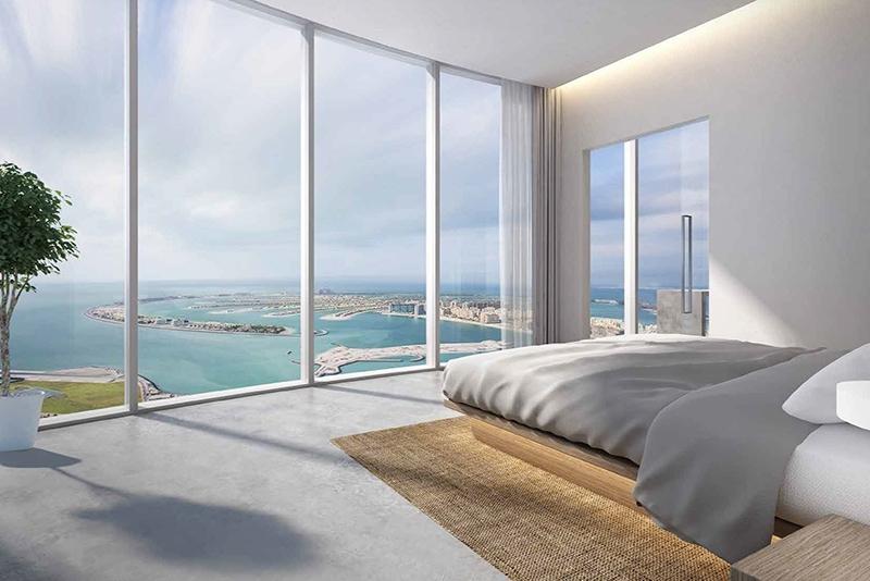 Studio Hotel For Sale in  CIEL Tower,  Dubai Marina   0