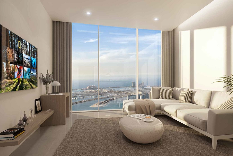Studio Hotel For Sale in  CIEL Tower,  Dubai Marina   1
