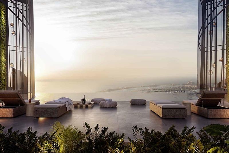 Studio Hotel For Sale in  CIEL Tower,  Dubai Marina   10