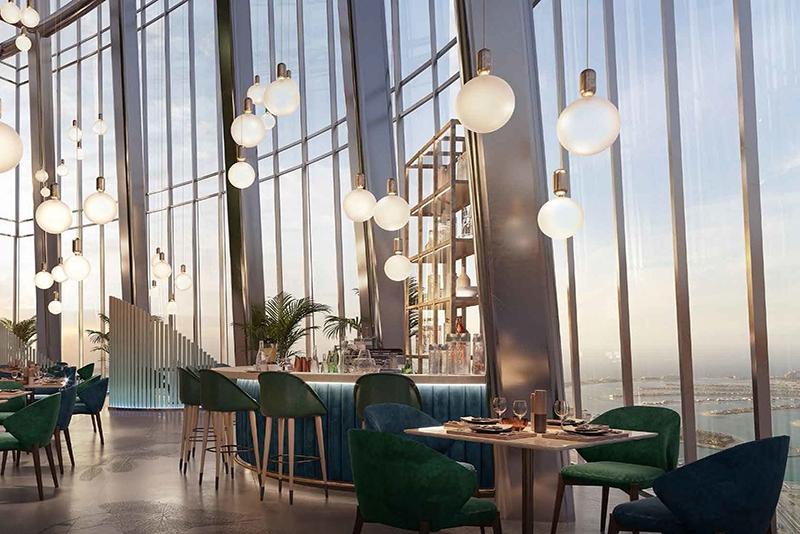 Studio Hotel For Sale in  CIEL Tower,  Dubai Marina   7