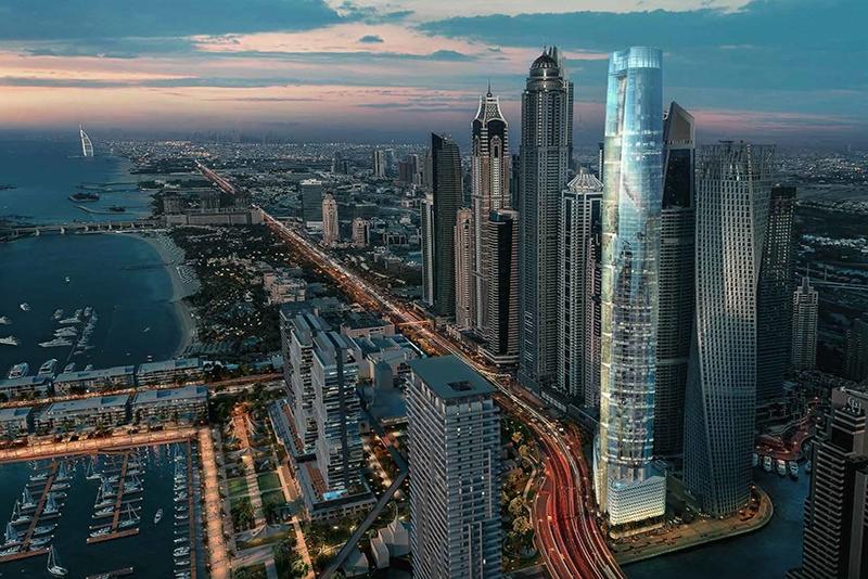 Studio Hotel For Sale in  CIEL Tower,  Dubai Marina   15