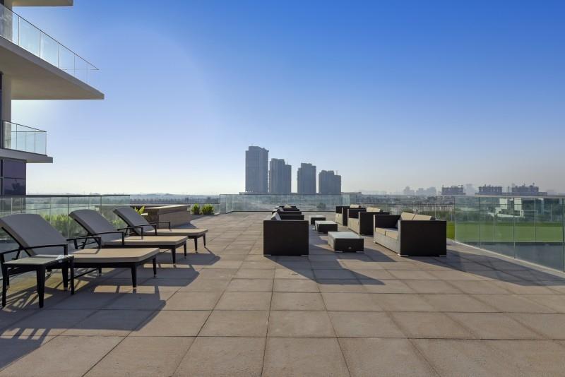 Studio Apartment For Rent in  Golf Promenade 4A,  DAMAC Hills (Akoya by DAMAC) | 3