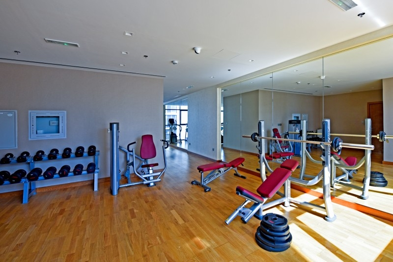 Studio Apartment For Rent in  Golf Promenade 4A,  DAMAC Hills (Akoya by DAMAC) | 4