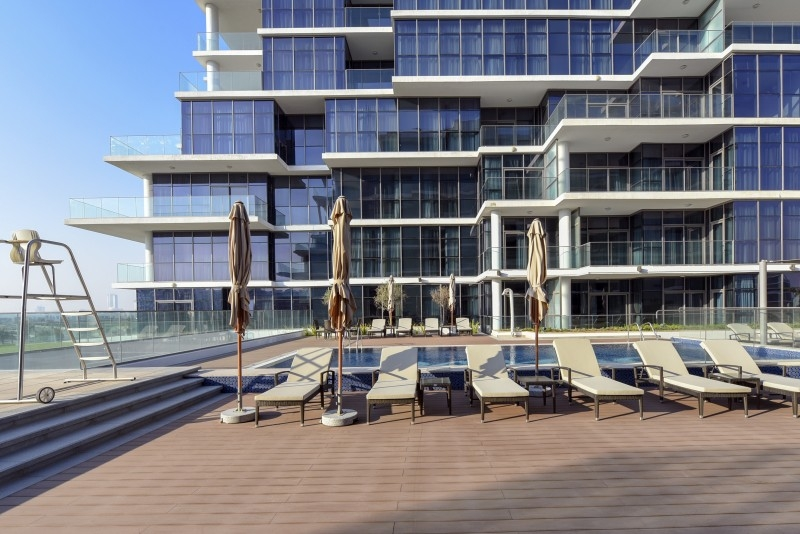 Studio Apartment For Rent in  Golf Promenade 4A,  DAMAC Hills (Akoya by DAMAC) | 9