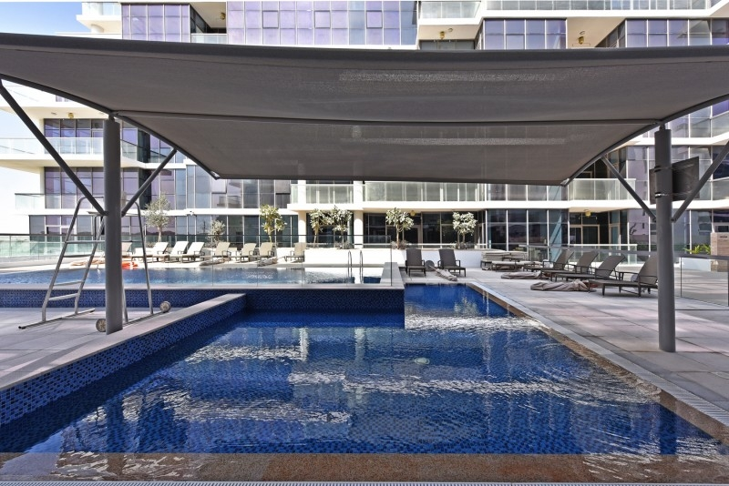 Studio Apartment For Rent in  Golf Promenade 4A,  DAMAC Hills (Akoya by DAMAC) | 12