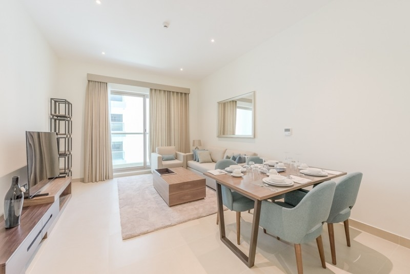 1 Bedroom Apartment For Rent in  The Flagship Two,  Satwa | 1