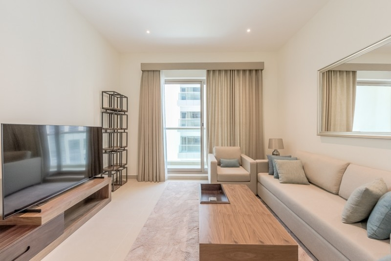 1 Bedroom Apartment For Rent in  The Flagship Two,  Satwa | 4