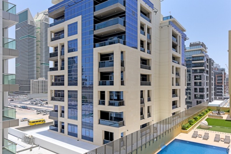 1 Bedroom Apartment For Rent in  The Flagship Two,  Satwa | 9