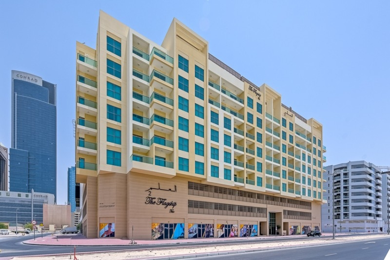 1 Bedroom Apartment For Rent in  The Flagship Two,  Satwa | 16
