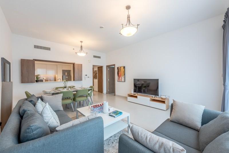 1 Bedroom Apartment For Rent in  Corniche Deira,  Deira   2