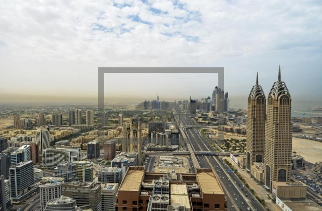 1,653 sq.ft. Office in Barsha Heights (Tecom), The One Tower for AED 2,148,900