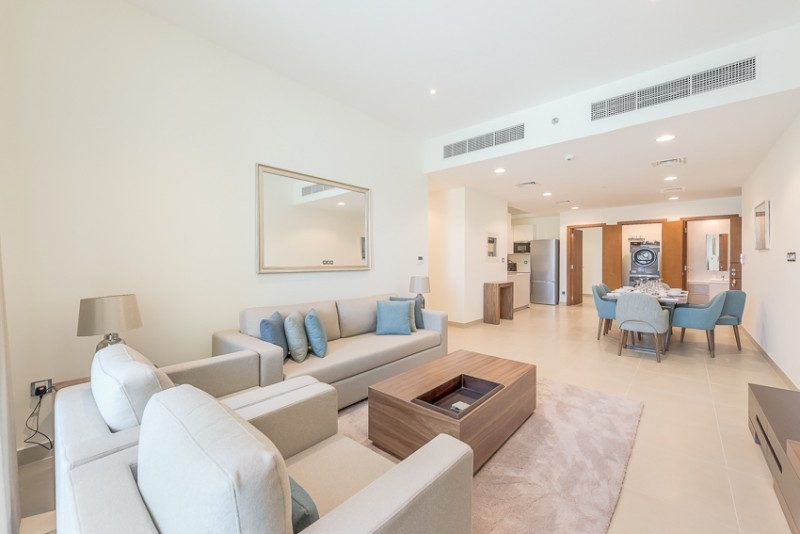 3 Bedroom Apartment For Rent in  The Flagship Two,  Satwa   0