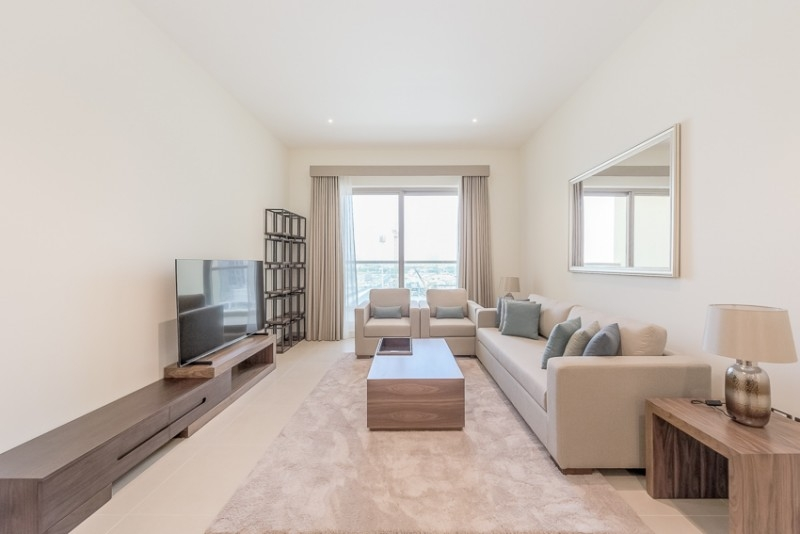 3 Bedroom Apartment For Rent in  The Flagship Two,  Satwa   2
