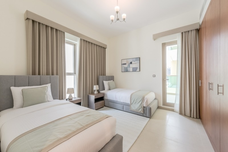 3 Bedroom Apartment For Rent in  The Flagship Two,  Satwa   5