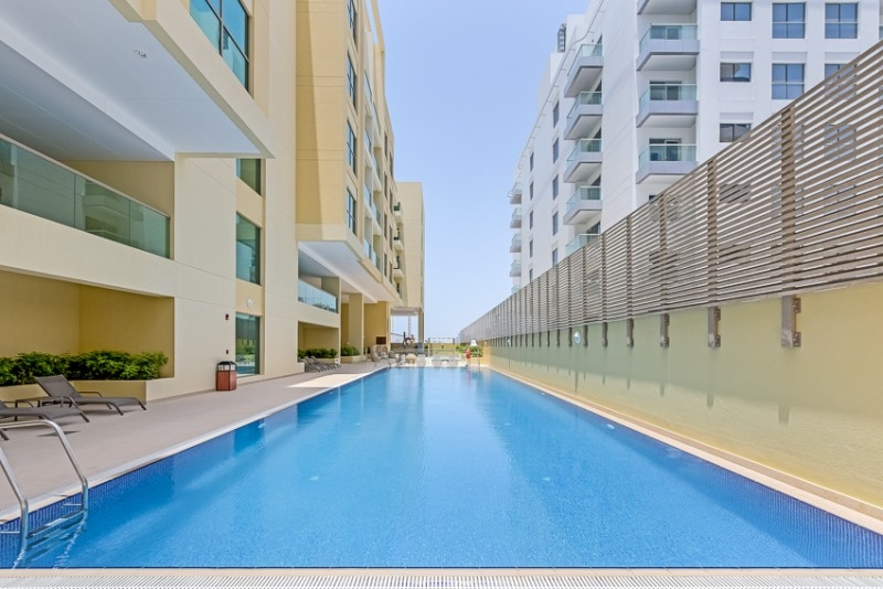 3 Bedroom Apartment For Rent in  The Flagship Two,  Satwa   16
