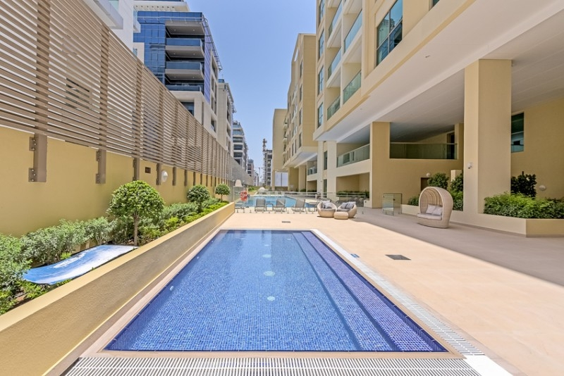 3 Bedroom Apartment For Rent in  The Flagship Two,  Satwa   19