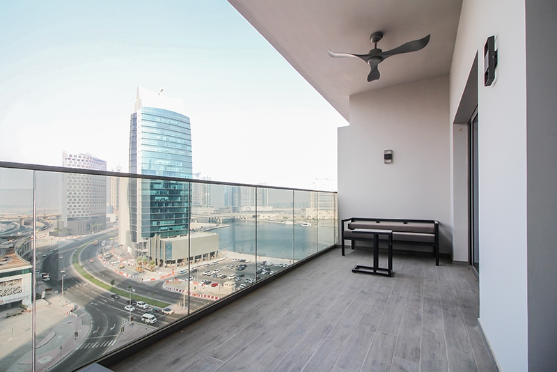 1 Bedroom Apartment For Rent in  MAG 318,  Business Bay   12
