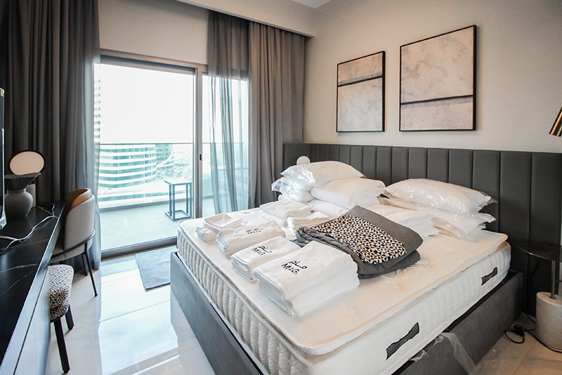 1 Bedroom Apartment For Rent in  MAG 318,  Business Bay   4