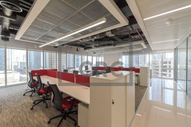 13,771 sq.ft. Office in Dubai Marina, Landmark Tower for AED 2,065,650