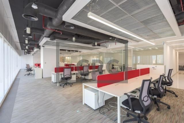 office for rent in dubai marina, landmark tower   7