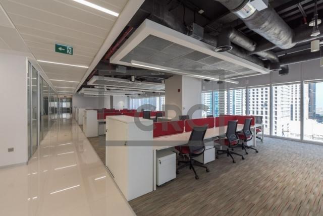 office for rent in dubai marina, landmark tower   9