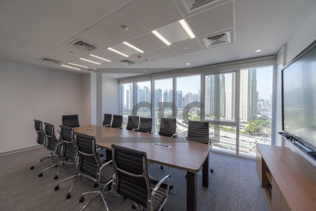 10,255 sq.ft. Office in Dubai Marina, Landmark Tower for AED 1,538,250