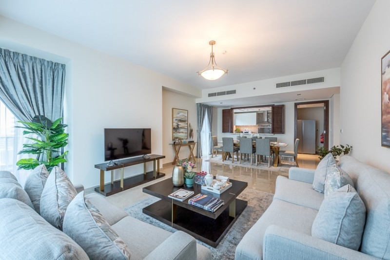 3 Bedroom Apartment For Rent in  Corniche Deira,  Deira   2