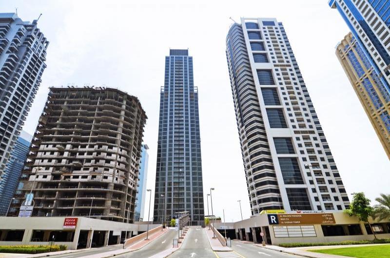Al Waleed Paradise, Jumeirah Lake Towers