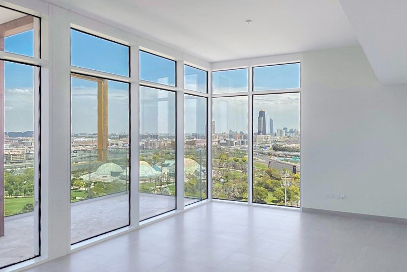 2 Bedroom Apartment For Rent in  Park Gate Residences,  Al Kifaf   0