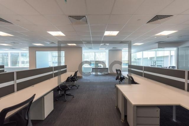 office for rent in dubai festival city, festival tower   7