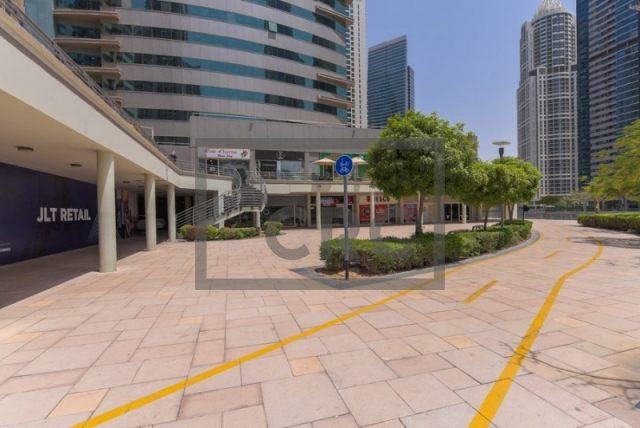 retail for rent in jumeirah lake towers, one lake plaza   10