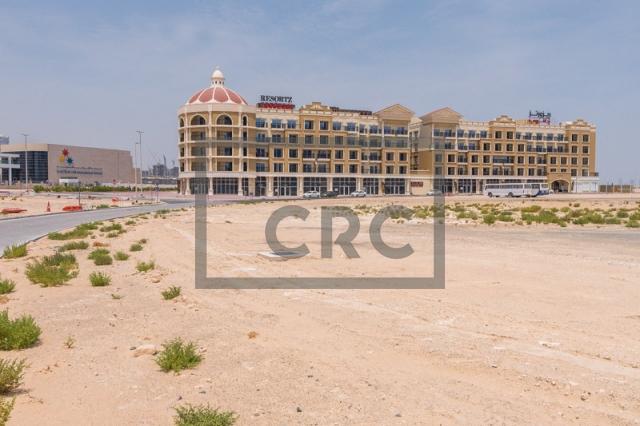 retail for rent in arjan, resortz by danube | 14