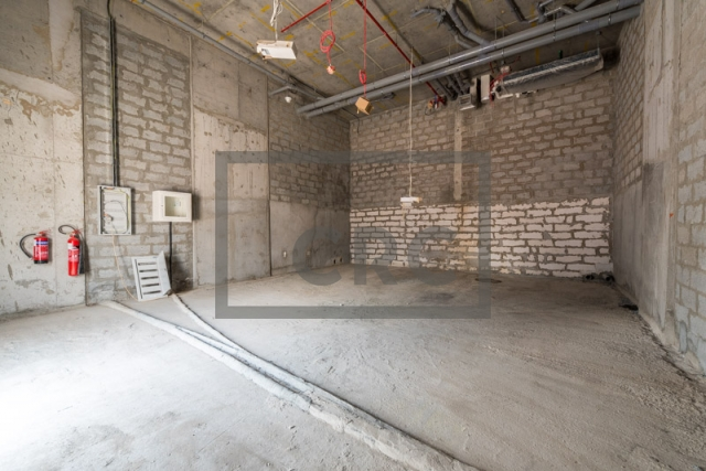 retail for rent in arjan, resortz by danube | 4