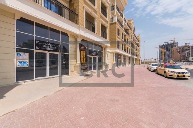 retail for rent in arjan, resortz by danube | 7