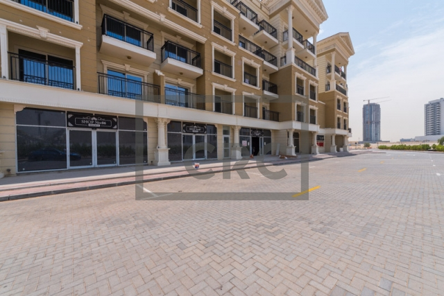 retail for rent in arjan, resortz by danube | 9