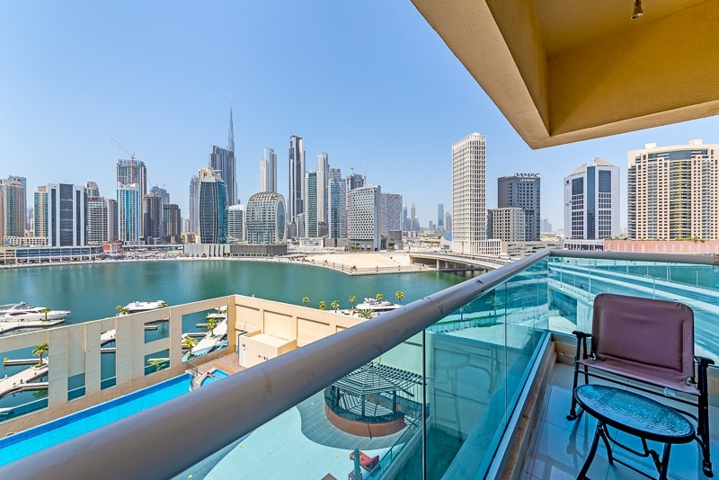 1 Bedroom Apartment For Sale in  The Residences at Business Central,  Business Bay | 0