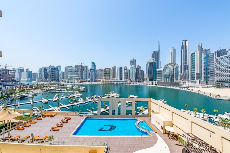1 Bedroom Apartment For Sale in  The Residences at Business Central,  Business Bay | 14