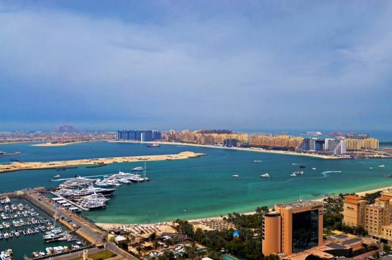 Princess Tower, Dubai Marina