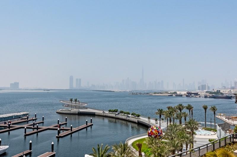 Dubai Creek Residence Tower 1 South (Op), Dubai Creek Harbour (The Lagoons)