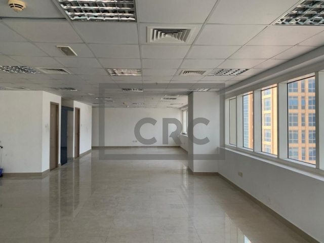 1,182 sq.ft. Office in Jumeirah Lake Towers, Hds Tower for AED 768,222