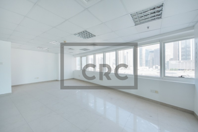 2,368 sq.ft. Office in Jumeirah Lake Towers, Hds Tower for AED 1,539,200