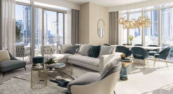 1 Bedroom Apartment For Sale in  Grande at The Opera District,  Downtown Dubai   0