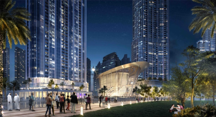 3 Bedroom Apartment For Sale in  Grande at The Opera District,  Downtown Dubai   10