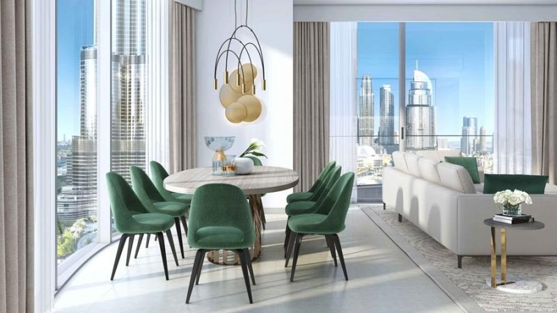 3 Bedroom Apartment For Sale in  Grande at The Opera District,  Downtown Dubai   1